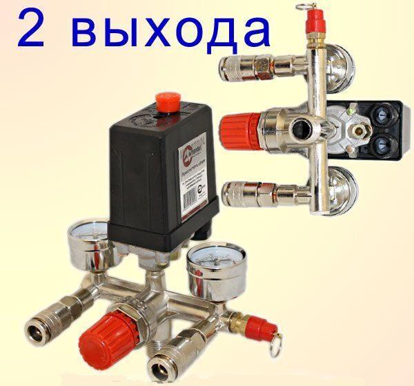 Автоматика для компрессоров своими руками